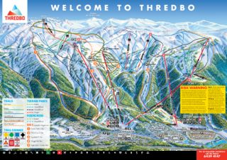 Thredbo map