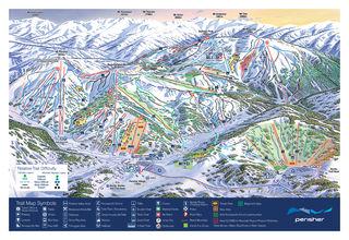 Perisher trail map